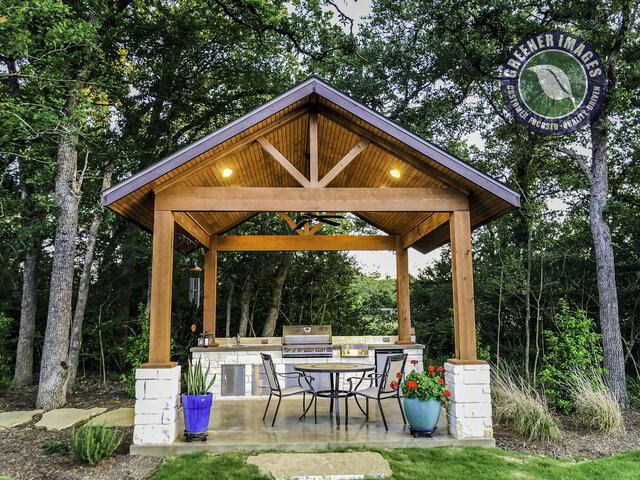 Outdoor Kitchen Contractors In College Station Tx