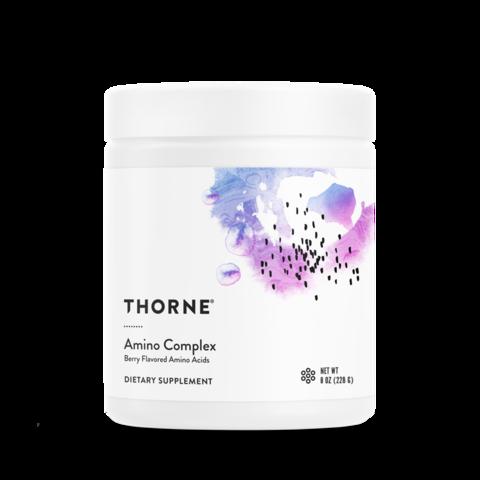 BIRTHFIT和Thorne伙伴关系-氨基复合物-浆果
