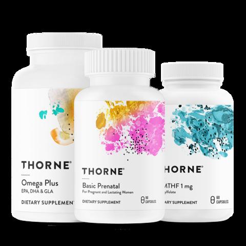 BIRTHFIT和Thorne Partnership -生育捆绑