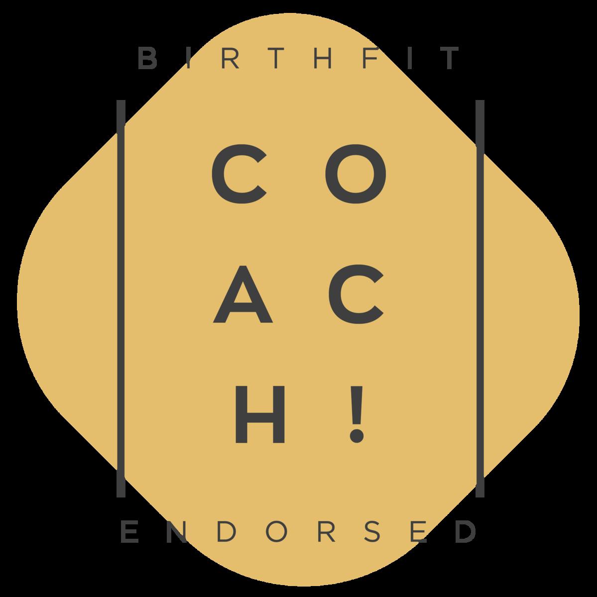BIRTHFIT教练徽章
