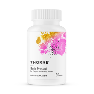 BIRTHFIT和Thorne伙伴关系-基本产前